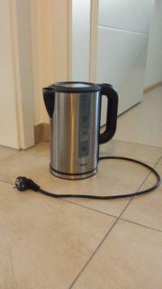 verschenke Wasserkocher
