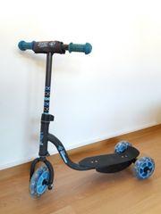 Hudora Kiddyscooter joey blau