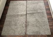 2 x Hochflor-Teppiche neuwertig
