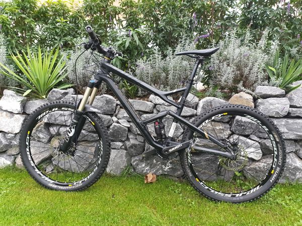 Mtb Cannondale Jekyll Carbon 2