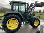 John Deere 6100 Traktor