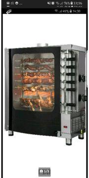 Churrasco Gas grill