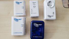 Netzwerkkarten, Hubs, Switches - Heimnetzwerk