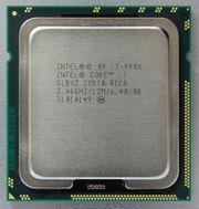 Intel® Core i7-990X Prozessor Extreme