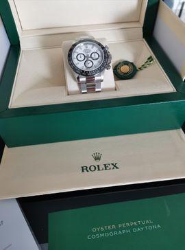Verkaufe Rolex Daytona 116500LN 2017 Full Set mit Rechnung