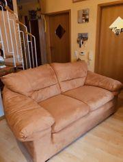 Microfaser Couch neuwertig