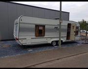 Wohnwagen LMC Caravan 660P