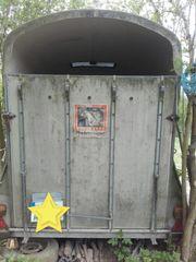 Pferdeanhänger Huser Starparade