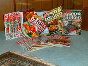 ESSEN und TRINKEN Zeitschriftensammlung
