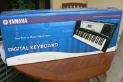 Einsteigerkeyboard von Yamaha