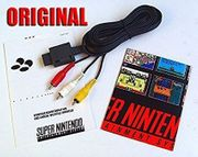 SNES Nintendo Gamecube N64 Kabel