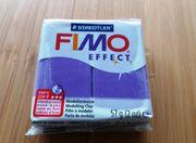 Fimo Effekt Knete mit Glitzer