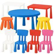 IKEA Mammut Stühle verschiedene Farben