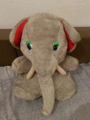 Plüschtier Elefant für 3 EUR