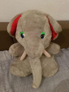 Plüschtier Elefant für 3 EUR zu verkaufen
