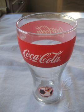 Sonstige Sammlungen - 8 Coca Cola Gläser ca