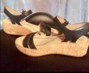 Schuhe Wedges Gr 41