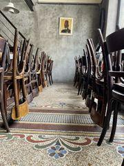 Polsterei Sessel Thonet Stühle Vitra