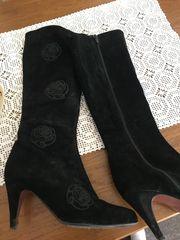 Sexy Stiefel schwarz 38