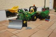 Rolly Toys rollyX-Trac John Deere
