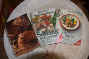 Betty Bossi Kochbücher