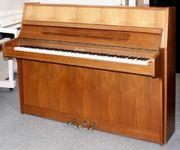 Klavier Dietmann 113 Nußbaum satiniert