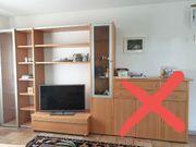 Hülsta Wohnzimmer Schrank Regal TV