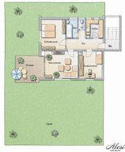 3 Zimmer Garten Wohnung