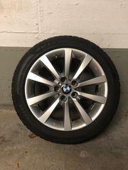 Winterreifen 5er BMW 245 45