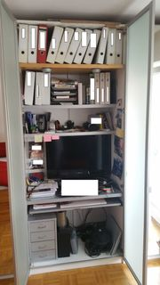 IKEA PAX Schreibtischschrank