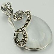 Zarte Silberkette 925 mit großen