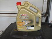 47 Liter Castrol Motorenöl EDGE