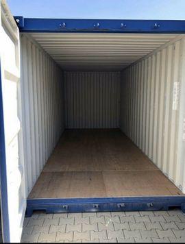 Container - Lagerraum - Abstellraum - Hobbyraum - Kellerersatz: Kleinanzeigen aus Brensbach - Rubrik Vermietung Garagen, Abstellplätze, Scheunen
