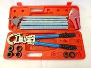 Rohrpresszange Presswerkzeug 360 für Verbund
