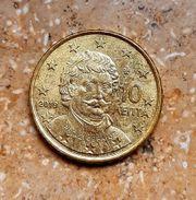 2019 Griechenland 10 Euro Cent