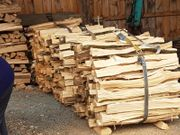 Brennholz Hartholz oder Weichholz