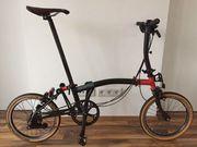 FahrradBrompton chpt3 s6e Titan 2019