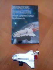 HELO Lego Fake Space Shuttle