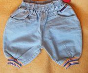 Hose Gr 80 Jeans Pumphose
