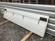 Aluminium Bordwände gebraucht 3200 x