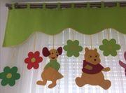 Gardinen für das Kinderzimmer Winnie