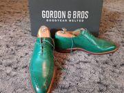 Schuhe Gordon Bros 5256-L green