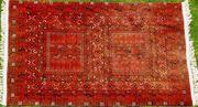 Orientteppich Turkestan 270x162 antik T104