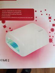 Professional Nagel-Gel UV Lampe