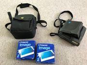 Polaroid Sofortbild-Kamera