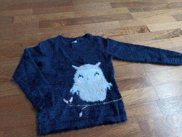 Kuscheliger Pullover - Gr 128