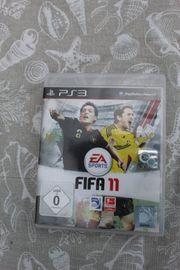 PlayStation 3 Fifa 11