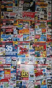 Zeitschriften überwiegend Computerbild