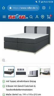 Doppelbett 180 200
