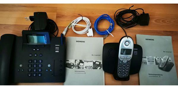 Siemens Telefonanlage ISDN